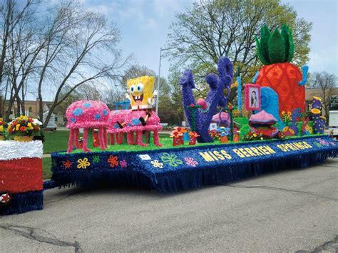 fun parade float spongebob squarepants paradefloats