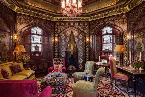 Arabic Living Room Images by Arabic Inspired Interiors With Majestic Look And Feel