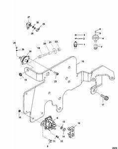 Mercruiser 3 0l Gm 181 I    L4 Electrical Components Parts