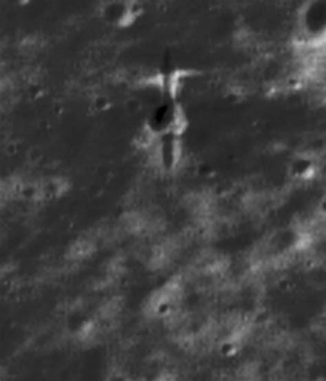 Lunar Lost, Now Found: Crash Site of European Moon Probe