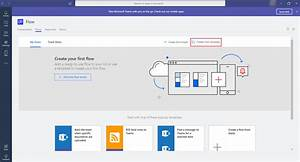 Introducing Flow Integration In Microsoft Teams