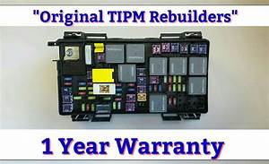 2012 Dodge Ram 2500 3500 Diesel Tipm    Fuse Box Oem