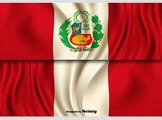 Vector Illustration Of Peru Flag Download Free Vector