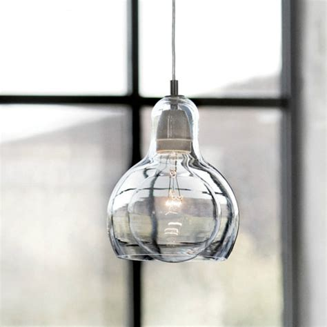 modern mega bulb pendant light fixtures glass pendant l