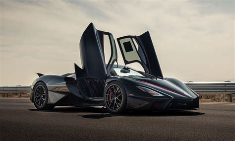 SSC Tuatara Is Officially World's Fastest Car [w/video ...