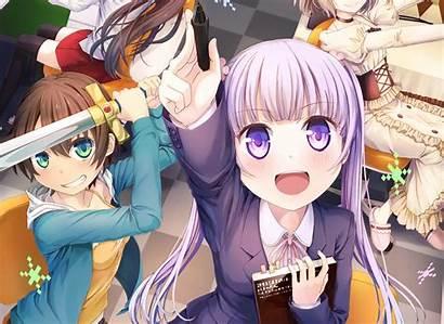 Anime Aoba Wallpapers Gamer Suzukaze Computer Background
