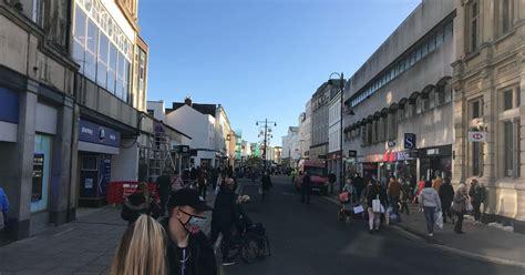 cheltenham town centre    tier  restrictions gloucestershire