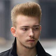 Modern Pompadour Hairstyle
