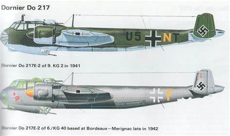 Luftwaffe Dornier Do 217