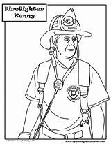 Coloring Fire Station Fireman Fighter Feuerwehr Popular Printable Ausmalbilder sketch template