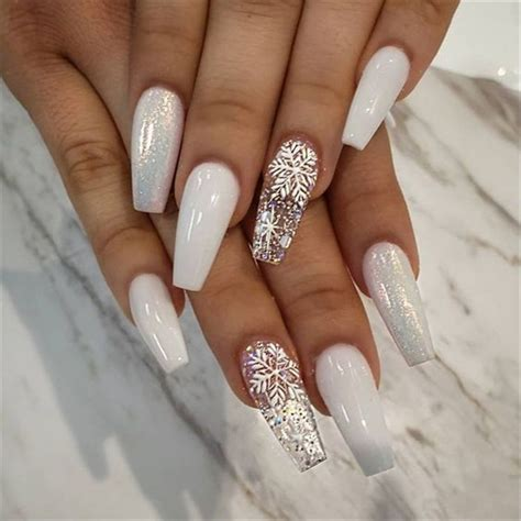 trends women   acrylic coffin nails  dressip