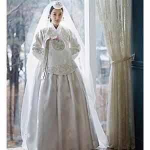 55 best hanbok wedding images on pinterest korean dress for Hanbok wedding dress