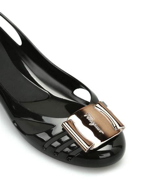 Flats Ferragamo D5852 bermuda flats by salvatore ferragamo flat shoes ikrix