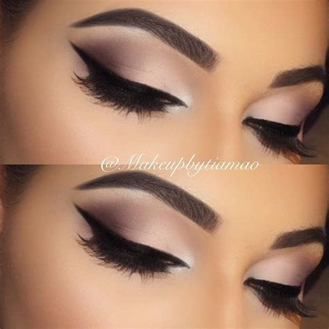 Hottest Eye Makeup Looks Maquiagem Esfumacada