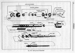 1968 Cadillac Steering Column Wiring Diagram  1971