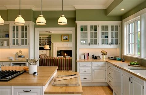 green and white kitchen cabinets white cabinets green walls oil rubbed bronze hardware 368 | 18a81c78a7a0be0f449ae0ca3850c7cc