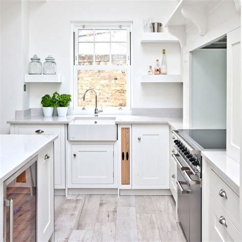 White Kitchens Ideas - white kitchens for every style and budget
