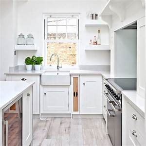 white kitchens for every style and budget With kitchen colors with white cabinets with add stickers to photos