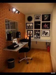 Modern Professional Recording Studio