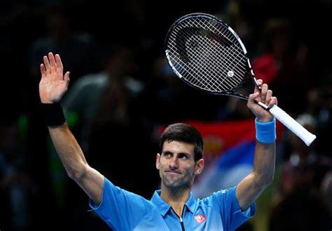 ATP FINALS - Novak Djokovic dominates Rafael Nadal and ...
