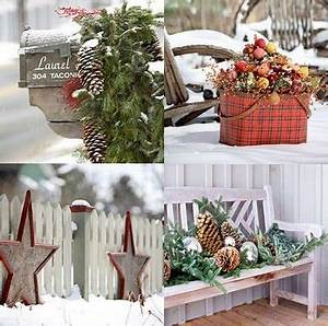 outdoors Christmas