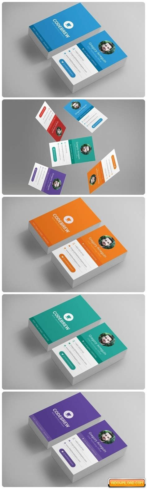 material design business card template free material design business cards free free
