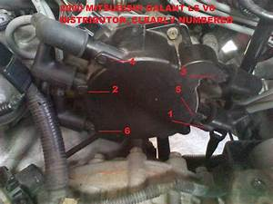 I Need A Wireset Wiring Diagram For A 2000 Mitsubishi Galant V6 Ls  I Just Replaced The Plugs