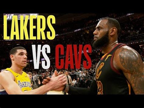 lets   lakers  cavaliers sound  youtube