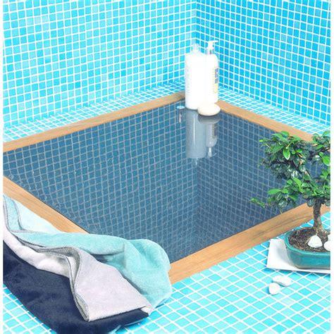 sol en bois m 233 tal ou r 233 sine pour encastr 233 e shower design lazer
