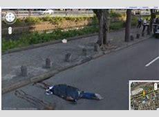 Google Street View, Brazil Random Corpses National Vanguard