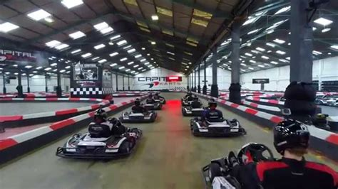 Capital Karts Go Karting London