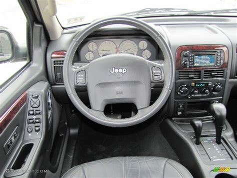 jeep grand cherokee dashboard 2004 jeep grand cherokee limited 4x4 dashboard photos