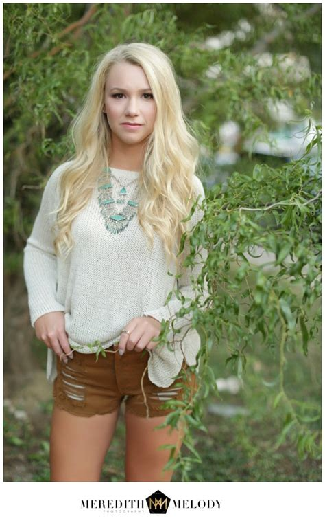 Little Rock Senior Portraits | Shea - Meredith Melody ...
