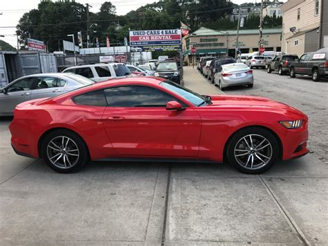 used 2014 ford mustang ecobust premium coupe 990 00