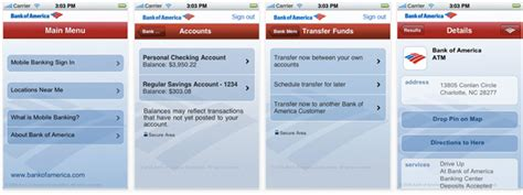 bank of america phone app a guide to the best mobile banking apps mybanktracker