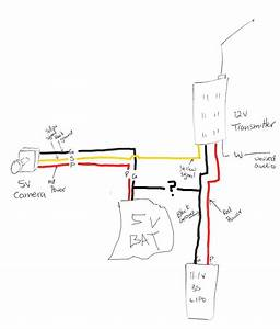 Wiring A 5v Vtx And 12v Cam With Different Ps
