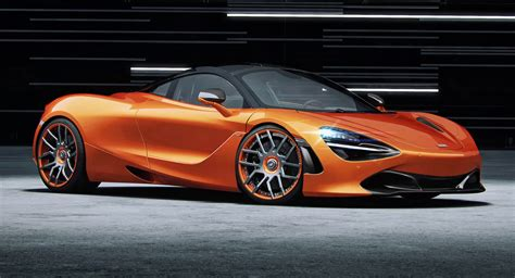 Mclaren 720s Gets An 80ps Power Bump With Tuning Package