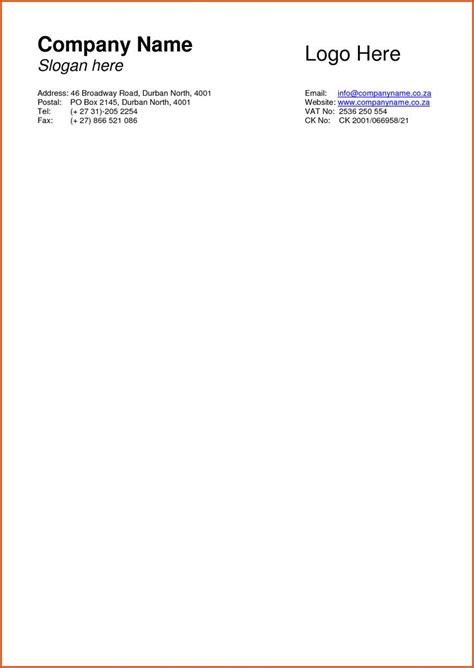 free personal letterhead best 25 free letterhead templates ideas on pinterest