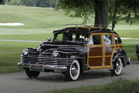 Lease A Chrysler Town And Country by 1942 Chrysler Town Country Barrelback Wagon Chrysler