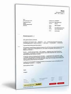 Einverständniserklärung Nachbarn Muster Textvorlage : beschwerde beim vermieter ber ruhest rung vorlage zum download ~ Themetempest.com Abrechnung