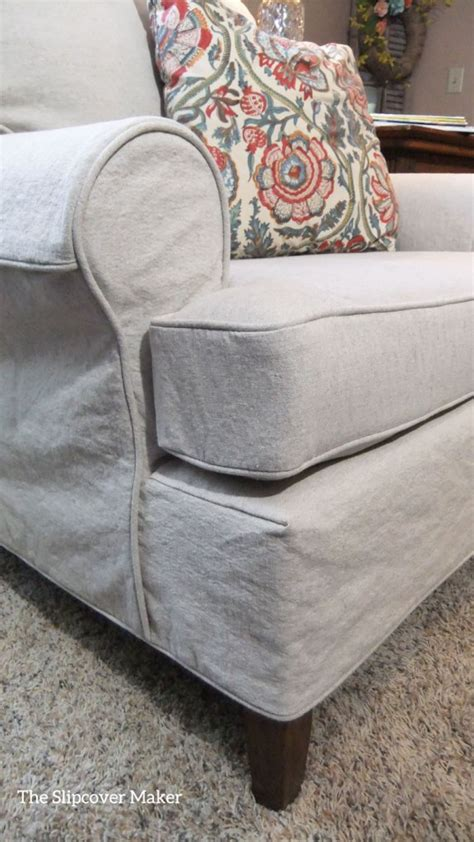 Slipcover Fabric Favorite Oatmeal Linen Cotton The