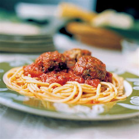 classic spaghetti and meatballs america s test kitchen classic spaghetti and meatballs america s test kitchen 49806