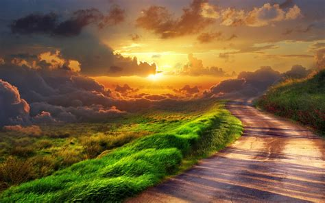 Heaven Images Road To Heaven Hd Wallpaper And Background