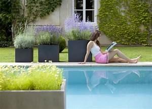 salon piscine et jardin de marseille les dates 2016 a retenir With peinture couleur lin et gris 17 beton cire terrasse piscine sol exterieur beton
