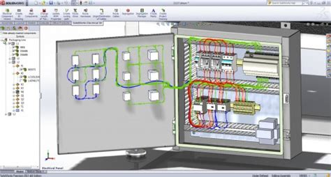 solidworks electrical takes autocad part 2
