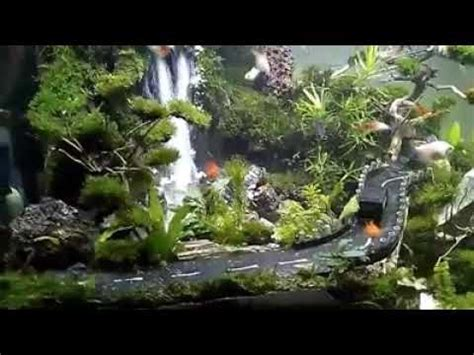 Aquascape Tank For Sale by Aquascape Air Terjun Bagus Banget