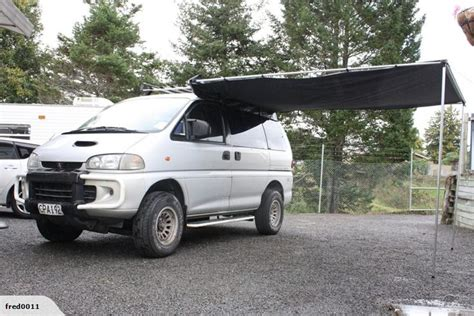 72 Best Images About Mitsubishi Delica Space Gear On Pinterest