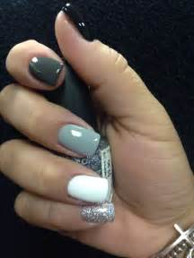 Blue gel nail art designs styling