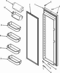 Amana Refrigerator Parts