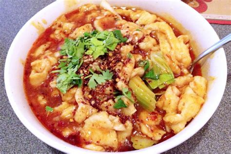 cuisine food photo chicken with napa cabbage from sichuan gourmet